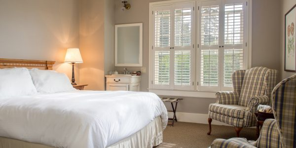 The Nichole Room at the Upham Hotel's Country House Santa Barbara