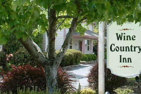 Wine Country Inn Jacksonville Oregon